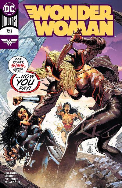 Wonder Woman #757 (2020)