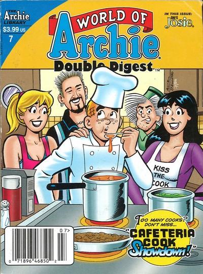 World of Archie Comics Digest #7 – 100 (2011-2020)
