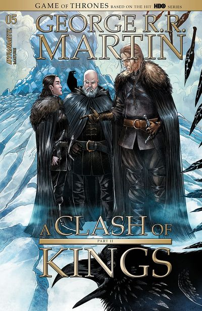 A Clash Of Kings Vol. 2 #5 (2020)