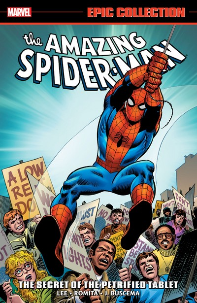 Amazing Spider-Man Epic Collection Vol. 5 – The Secret of the Petrified Tablet (2020)