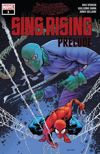 Amazing Spider-Man – Sins Rising Prelude #1 (2020)