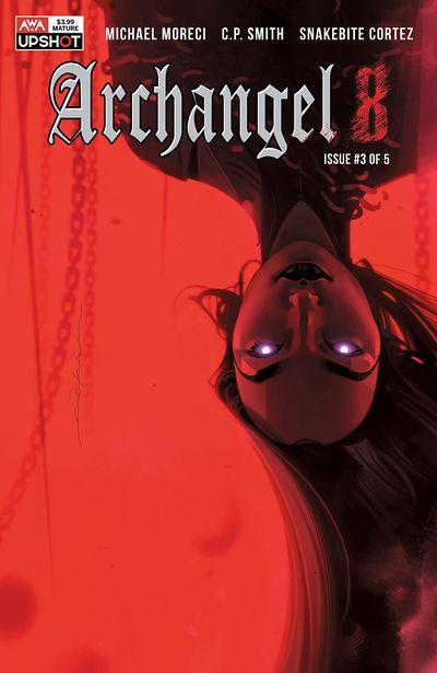 Archangel 8 #3 (2020)