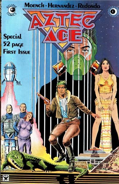 Aztec Ace #1 – 15 (1984-1985)