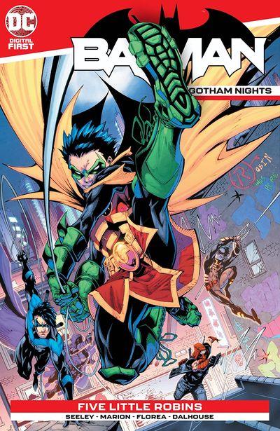 Batman – Gotham Nights #12 (2020)