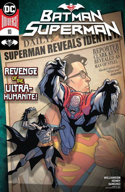 Batman – Superman #10 (2020)