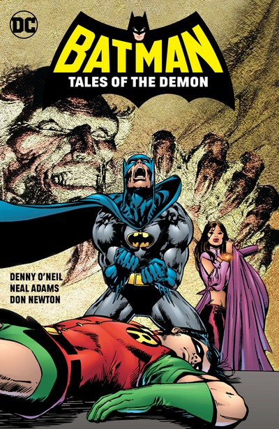 Batman – Tales of the Demon (TPB) (2020)