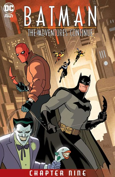 Batman – The Adventures Continue #9 (2020)
