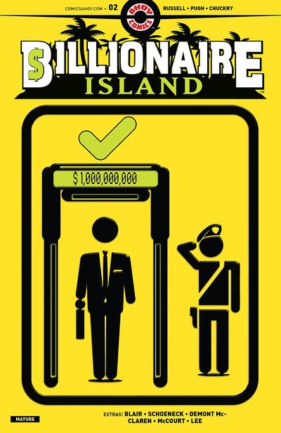Billionaire Island #2 (2020)