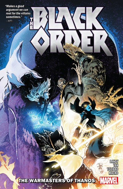 Black Order – The Warmasters of Thanos (TPB) (2019)