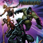 Black Panther and the Agents of Wakanda #1 – 8 (2019-2020)