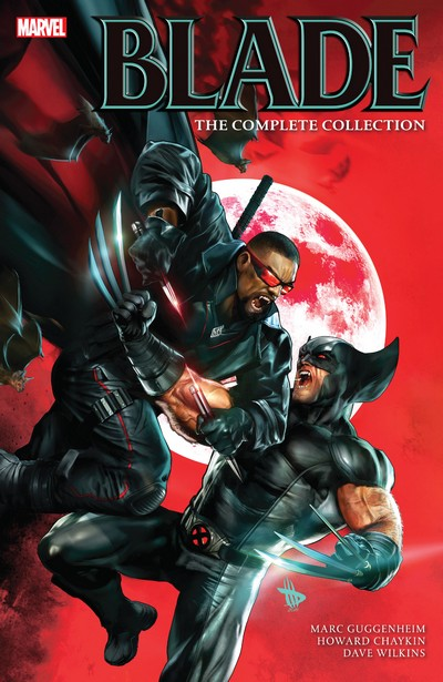 Blade by Marc Guggenheim – The Complete Collection (2020)