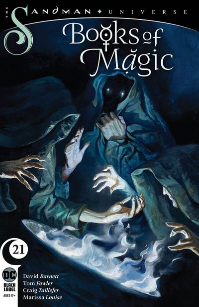 Books of Magic #21 (2020)