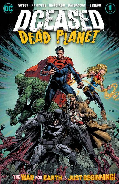 DCeased – Dead Planet #1 (2020)