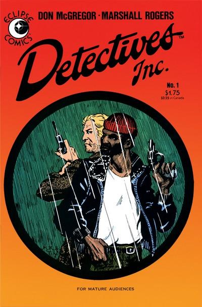 Detectives Inc. #1 – 2 (1985)