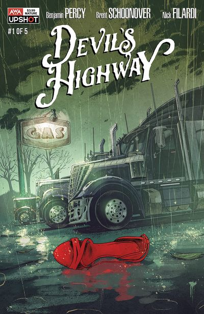 Devil's Highway #1 (2020)