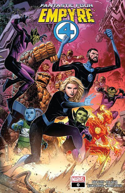 Empyre #0 – Fantastic Four (2020)