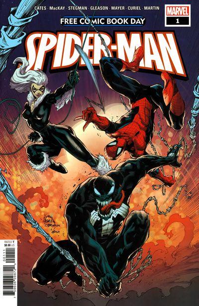FCBD Spider-Man & Venom (2020)