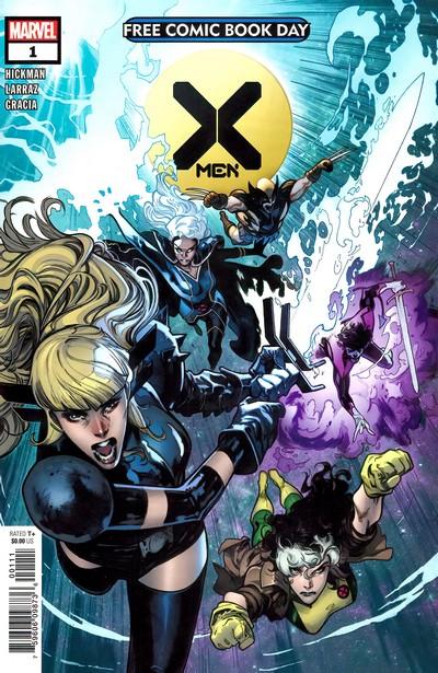 FCBD X-Men & Dark Ages (2020)