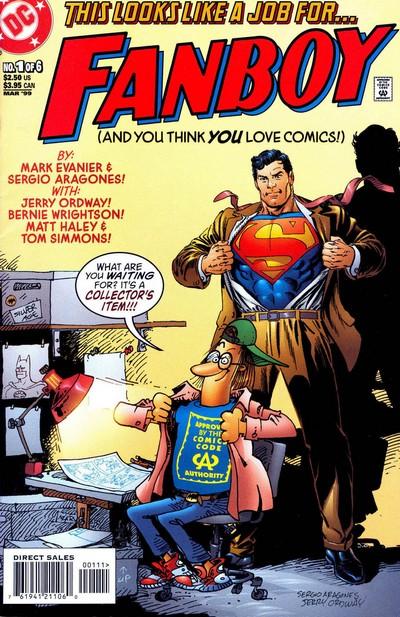 Fanboy #1 – 6 (1999)
