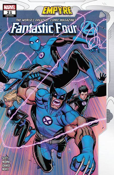 Fantastic Four #21 (2020)