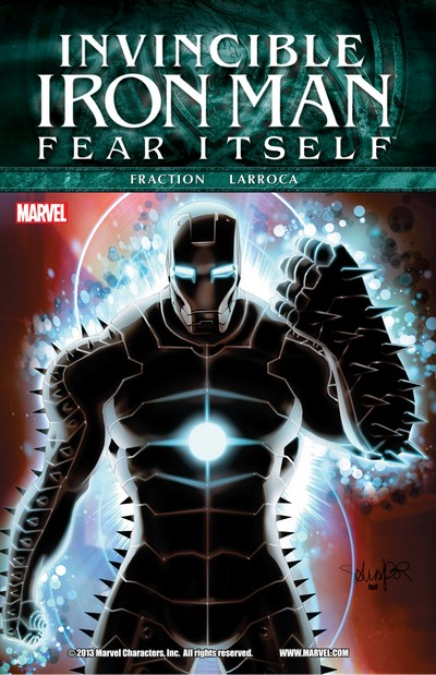 Fear Itself – Invincible Iron Man (TPB) (2012)
