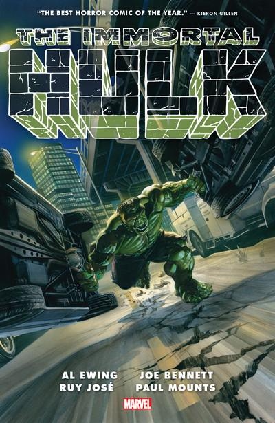 Immortal Hulk Book 1 (2019)