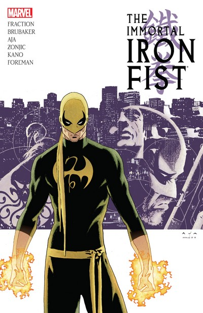 Immortal Iron Fist – The Complete Collection Vol. 1 – 2 (2013-2014)