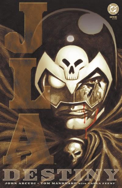 JLA – Destiny #1 – 4 (2002)