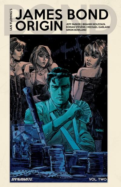 James Bond – Origin Vol. 2 (TPB) (2020)