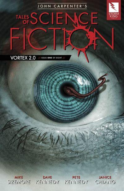 John Carpenter's Tales of Science Fiction – Vortex 2.0 #1 (2020)
