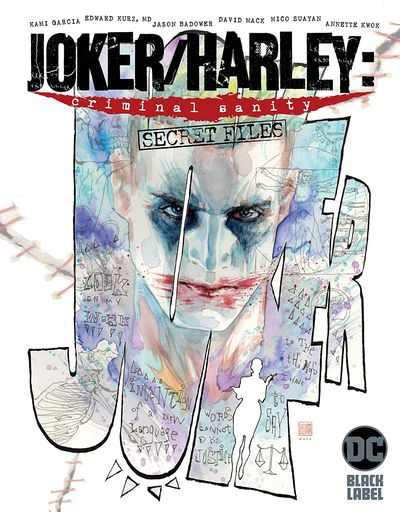 Joker-Harley – Criminal Sanity-Secret Files #1 (2020)