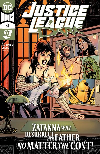 Justice League Dark #24 (2020)