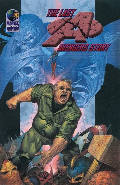 Last Avengers Story #1 – 2 (1995)