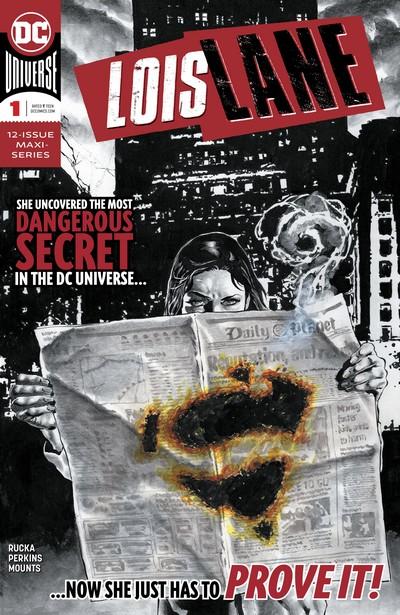 Lois Lane #1 – 12 (2019-2020)