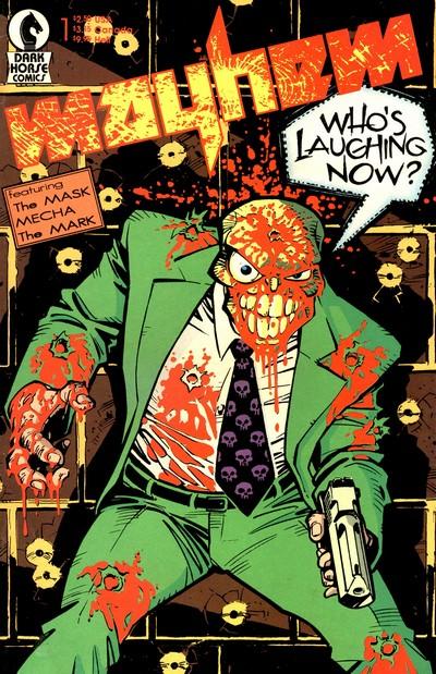 Mayhem #1 – 4 (1989)