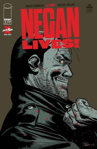 Negan Lives #1 (2020)