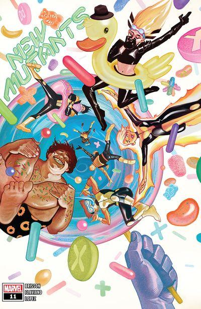 New Mutants #11 (2020)