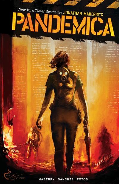 Pandemica (TPB) (2020)