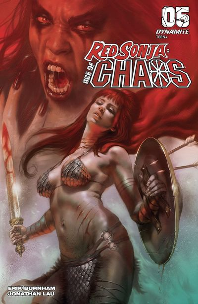 Red Sonja – Age of Chaos #5 (2020)