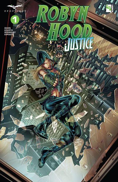 Robyn Hood – Justice #1 (2020)
