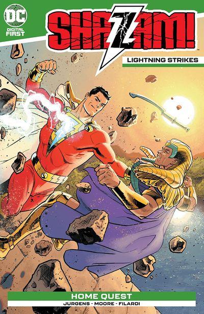 SHAZAM! – Lightning Strikes #1 (2020)