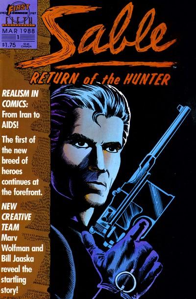 Sable #1 – 27 (1988-1990)