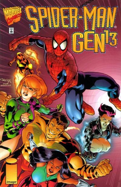 Spider-Man – Gen 13 (1996)