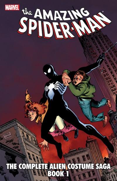 Spider-Man – The Complete Alien Costume Saga Book 1 – 2 (2014-2015)