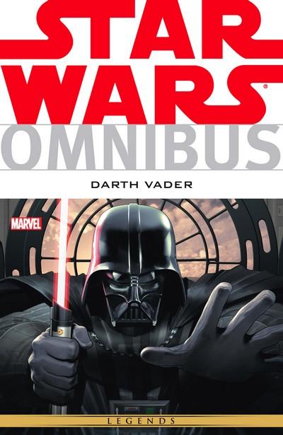 Star Wars Omnibus – Darth Vader (Fan Made)