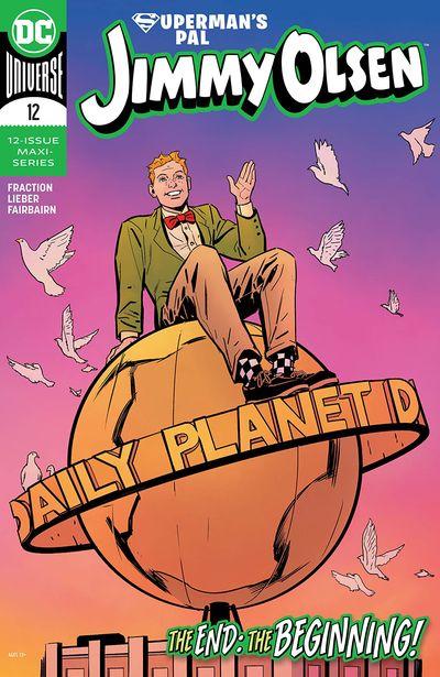 Superman's Pal Jimmy Olsen #12 (2020)