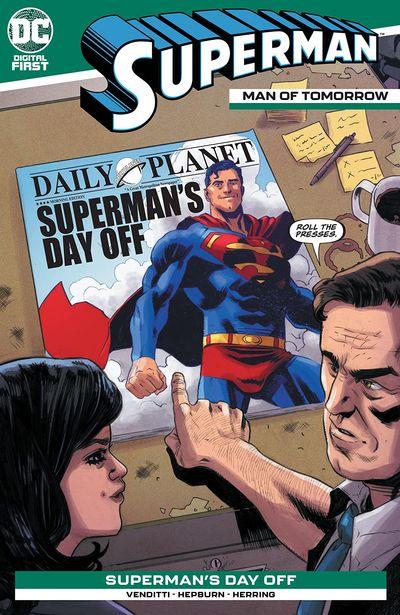 Superman – Man of Tomorrow #12 (2020)