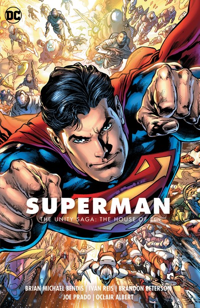 Superman Vol. 2 – The Unity Saga – The House of El (TPB) (2019)