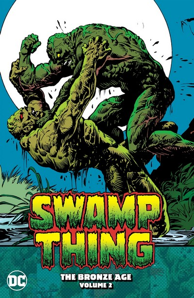 Swamp Thing – The Bronze Age Vol. 2 (2019)