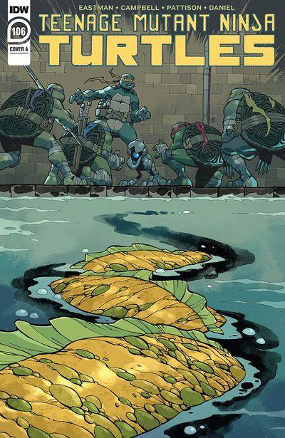 Teenage Mutant Ninja Turtles #106 (2020)